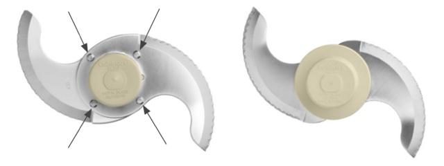 Cuisinart food processor blades