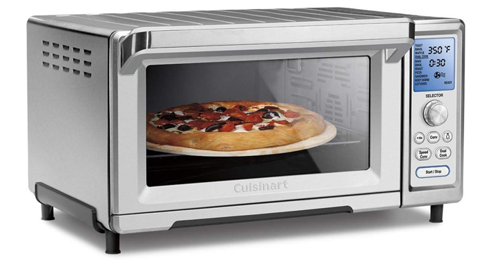 Review of the Cuisinart Chef's Convection Toaster Oven (TOB-260N)