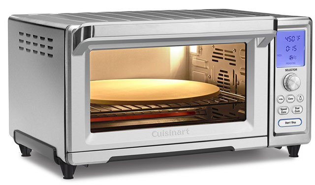 Toaster Oven: Cuisinart Chef's Convection Toaster Oven