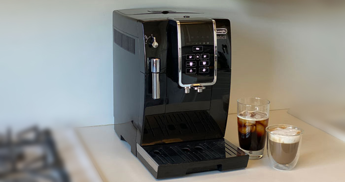 Review of the DeLonghi Dinamica TrueBrew Over Ice Automatic Espresso Maker