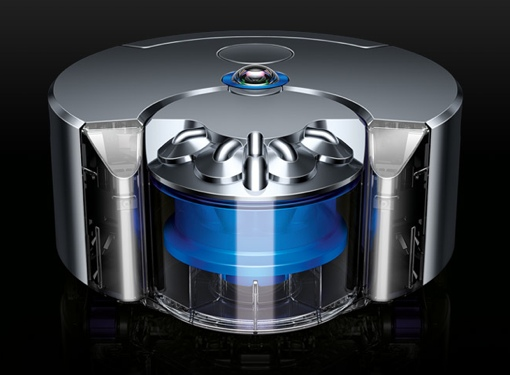 Dyson 360 Eye cleaning robot