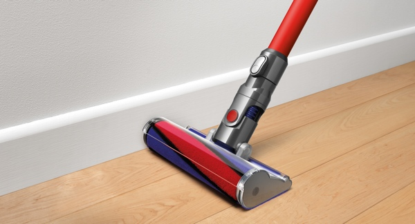 Dyson V6 Absolute with soft roller head
