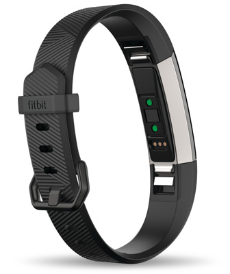 Fitbit Alta HR is the slimmest continuous heart rate monitor