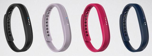 Best for Fitbit fans: Fitbit Flex 2