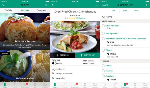 Best for Menu Planning: Food.com