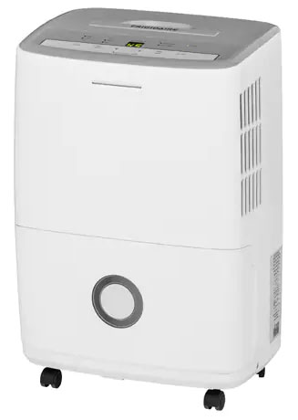 Dehumidifier: Frigidaire FFAD3033R1 Energy Star Dehumidifier with Effortless Humidity Control
