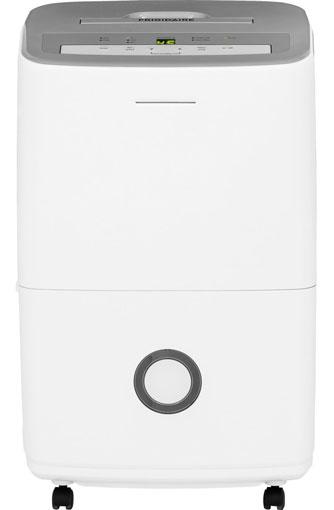 Dehumidifier: Frigidaire FFAD5033R1 Energy Star Dehumidifier with Effortless Humidity Control