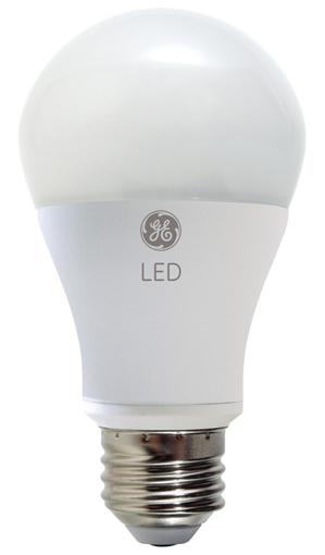GE Align Light Bulb