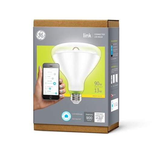 GE Link smart light bulb