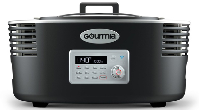 Gourmia Cool-Cooker