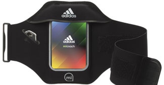 Griffin miCoach armband