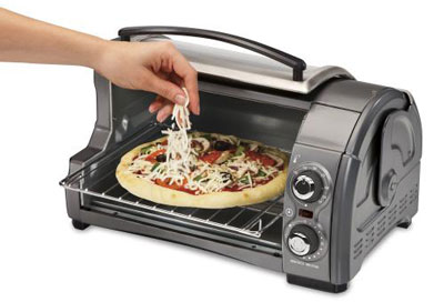 Hamilton Beach Easy Reach Toaster Oven