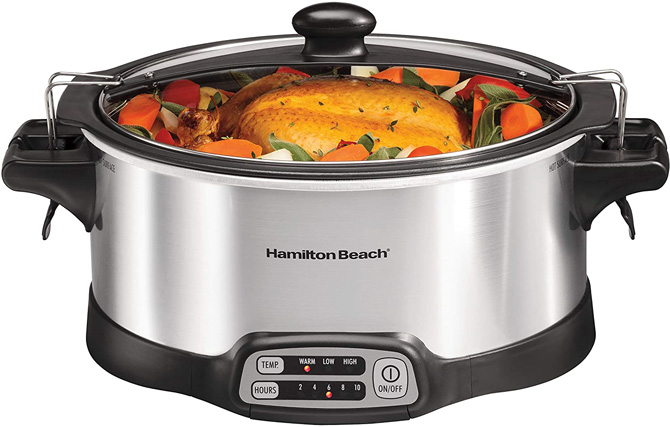 Hamilton Beach Sear and Cook slow cooker