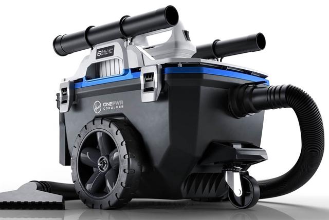 Pour les gros problèmes: aspirateur sans fil Hoover ONEPWR haute capacité
