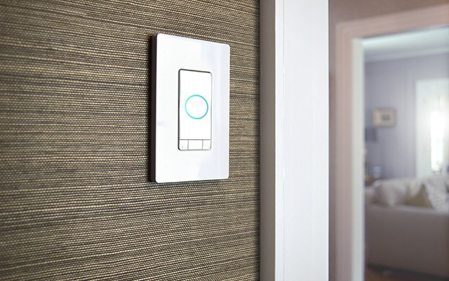 Instinct light switch with Alexa built-in