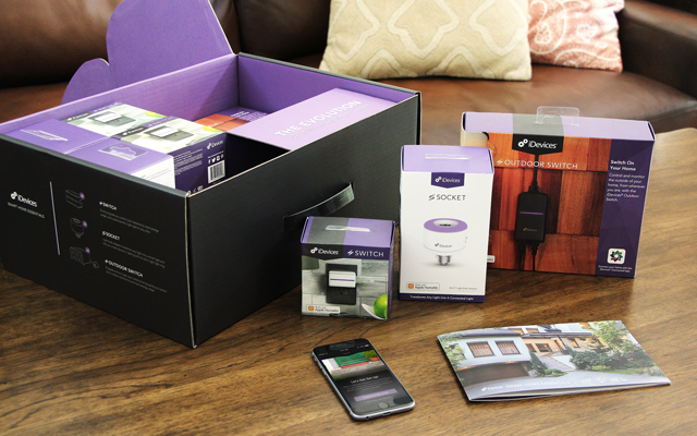 iDevices Smart Home Essentials Kit