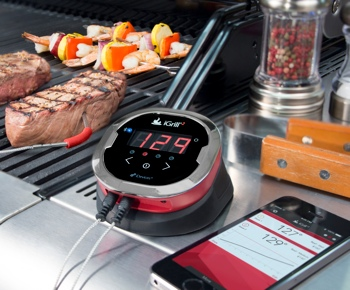 iDevices iGrill 2 Bluetooth meat thermometer