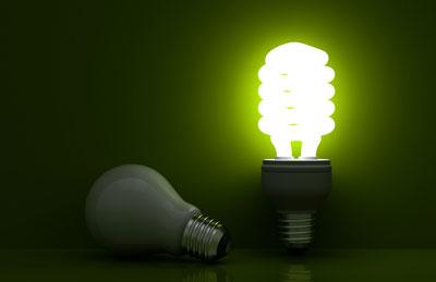 light bulbs -- Shutterstock