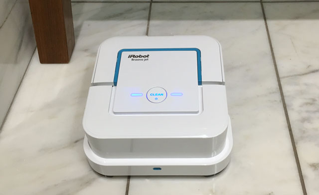 iRobot Braava jet: An Affordable Robotic Mop