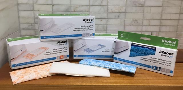 iRobot Braava jet cleaning pads