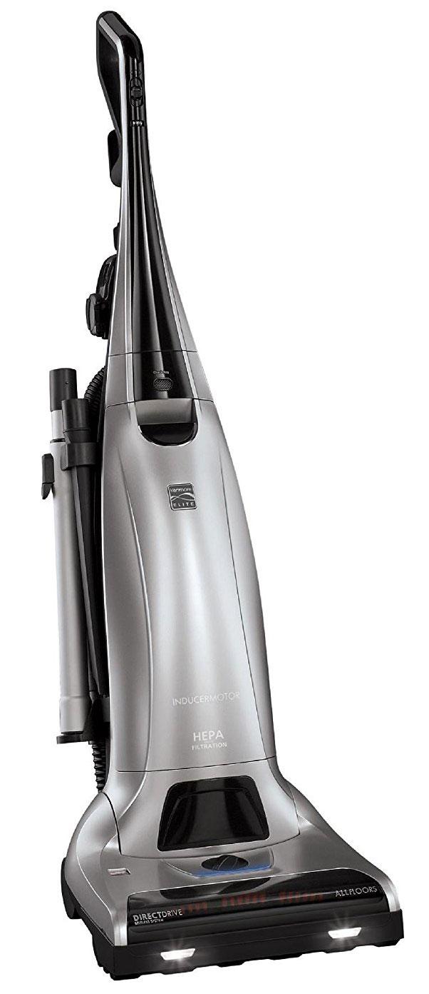 Best upright bagged vacuum: Kenmore Elite 31150 pet-friendly upright vacuum