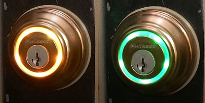 Review Of The Kwikset Kevo Powered By Unikey Techlicious