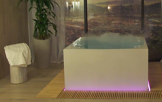 Kohler Stillness Infinity Bath
