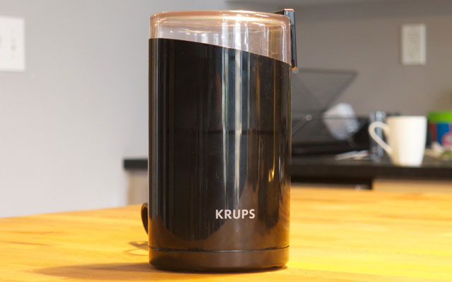 Krups Spice and Coffee Electric Grinder
