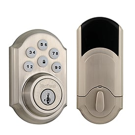 Kwikset wireless deadbolt