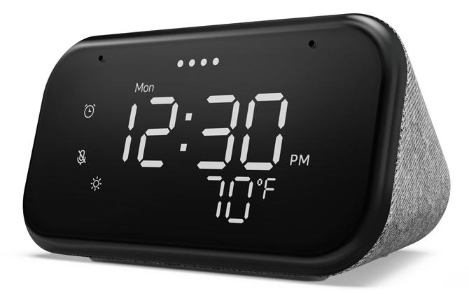 Lenovo's Smart Clock Essential