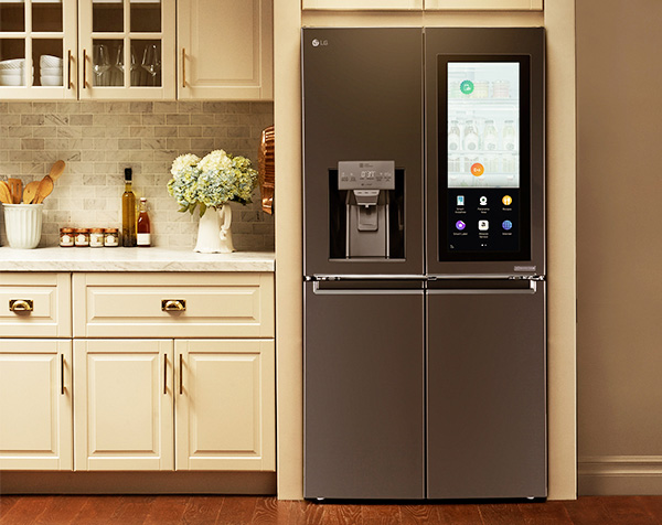 LG Smart IntstaView Refrigerator