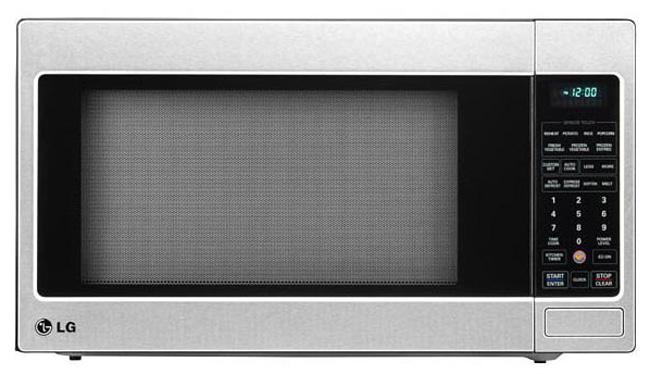LG LCRT2010ST microwave