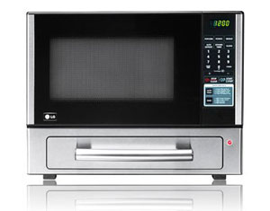 LG LCSP111OST Microwave with Oven