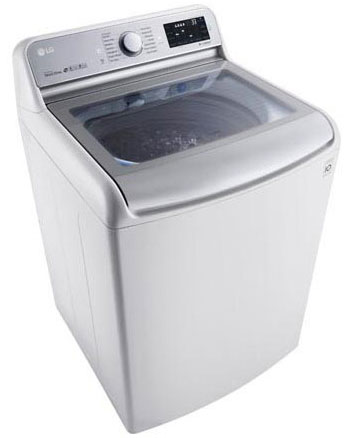 Washing machine with allergy cycle: LG WT7700