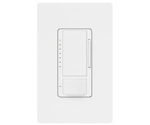 Lutron MS-OP600M-WH Maestro Dimmer with Occupancy Sensor