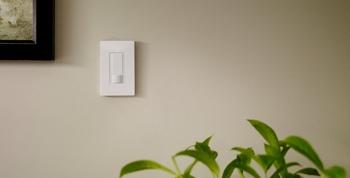 Lutron Maestro sensing light switch
