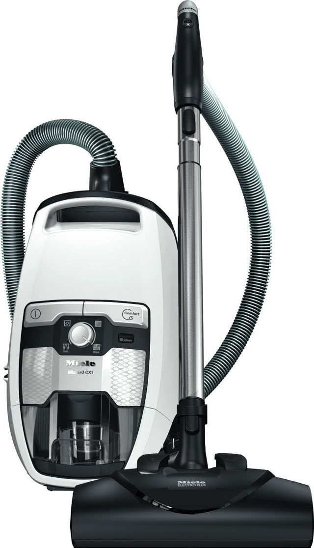 Best bagless canister vacuum: Miele Blizzard CX1 cat & dog