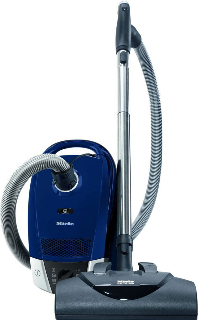 Best bagged canister vacuum: Miele compact C2 Electro+