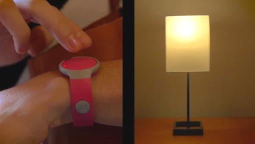 Misfit Flash Smart Home control