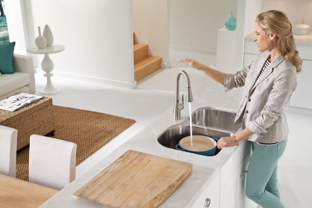 Moen Arbor with MotionSense