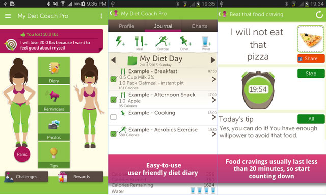 the best weight loss apps techlicious
