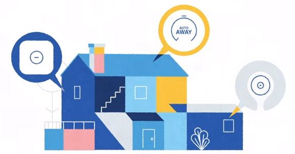 Nest Home/Away Assist