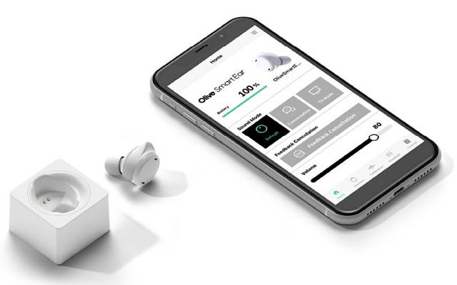 Olive Union Smart Ear