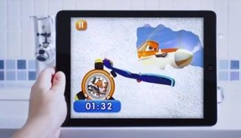 Oral-B Disney Magic Timer App