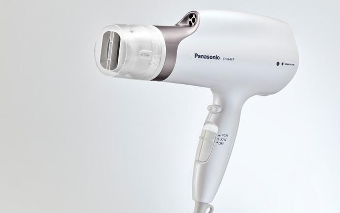 Panasonic nanoe EH-NA67-W Hair Dryer