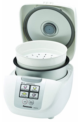 Panasonic SR-DF101 Electronic Rice Cooker