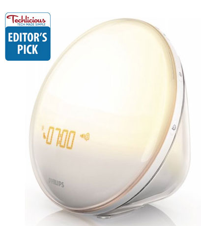 Philips Wake-Up Light with Surise Simulation