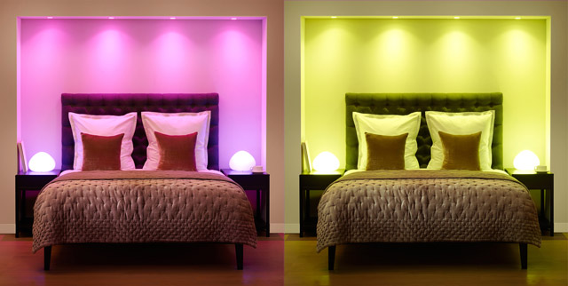 Philips Hue White and Color Ambiance Lighting Starter Kit