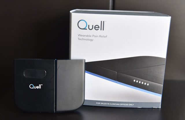 Quell delivers drug-free pain relief