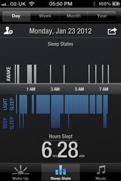 Renew SleepClock app